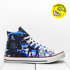 Custom Darth Vader personalized Star Wars Converse chucks hi top shoes All Sizes $90.0 USD