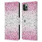 HEAD CASE DESIGNS CONFETTI LEATHER BOOK WALLET CASE FOR APPLE iPHONE PHONES