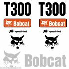 Bobcat T300 Decals Sticker Skid Steer Loader Repro Decal Kit Expedited AirMail