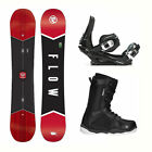 Flow Verve ST-1 Complete Snowboard Package 2018