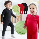 "Vaenait Baby Toddler Kids Girls Boys Clothes Sleep Pyjama Set ""Soft Set"" 12M-7T"