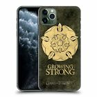 OFFICIAL HBO GAME OF THRONES DARK DISTRESSED SIGILS CASE FOR APPLE iPHONE PHONES
