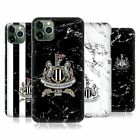 OFFICIAL NEWCASTLE UNITED FC NUFC 2017/18 MARBLE CASE FOR APPLE iPHONE PHONES