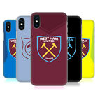 OFFICIAL WEST HAM UNITED FC 2017/18 CREST KIT BACK CASE FOR APPLE iPHONE PHONES