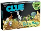 USAopoly CLUE®: Rick and Morty, Doctor Who, Nightmare before Christmas and more