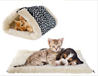 Fancy Shack 2In1 Pet Tunnel Cat/Dog Hot&Warm Portable Multi Colors Bed/Mat 90*57