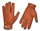 DRIVING CHAUFFEUR LEATHER GLOVES FASHION DRESS DRESSING CLASSIC VINTAGE RETRO