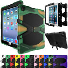 "For Apple Ipad Mini Air Pro 9.7"" Kids Safe Screen Protector Shockproof Hard Case"