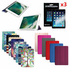 "For iPad 9.7"" 2017, iPad Air 2/1 Case Slim Shell Stand Cover + Screen Protector"