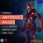 WoW Boost ✯ Antorus The Burning Throne Normal 11/11 ML Argus ✯ EU Ally & Horde ✯