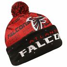 Forever Colletibles NFL Adult's Atlanta Falcons Light Up Printed Beanie