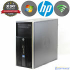 HP Compaq Pro 6200 MT, Intel i-Series, Windows 7, WiFi Included (SD)