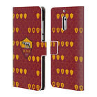 OFFICIAL AS ROMA 2017/18 PATTERNS LEATHER BOOK CASE FOR MICROSOFT NOKIA PHONES