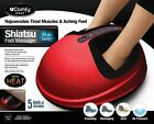 NEW uComfy Shiatsu 2.0 Foot Massager With Heat And Air Compression - 2 Colors
