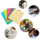 30*40cm Cat Litter Mat Pet Dog Cat Placemat Pad Anti-skid Bathroom Door Mat