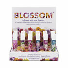 Внешний вид - Blossom  Scented ROLL ON LIP GLOSS - Infused w/ real Flowers -  U Pick Variation