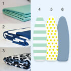 6Color Ironing Board Cover Thick Pad Underlay Cotton Printed Anti-Heat Household