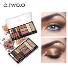 Women Make-up Plate 10 Color Eye Shadow + 3 Color Blush +2 High Gloss Powde GIFT