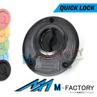 CNC Racing Quick Lock Fuel Cap EDO Fit F4 1000R 1078RR 750 Brutale 910 / R 989R