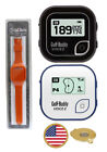 GolfBuddy Voice 2 Golf GPS/Rangefinder+Wrist Band+Magnetic Hat Clip Ball Marker