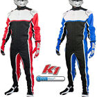 K1 Apex II Level 2 CoolMAX Karting Suit- Kart Racing CIK-FIA Rated Youth & Adult