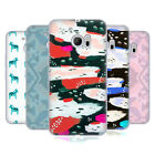 OFFICIAL AMANDA LAUREL ATKINS ABSTRACT & PATTERNS SOFT GEL CASE FOR HTC PHONES 1