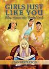 GIRLS JUST LIKE YOU - STAPLETON  JEAN - NEW BOOK