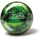 Bowling Ball Brunswick T-Zone Polyester 6 - 16 lbs + Cleaner + SeeSaw Poliersack
