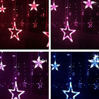 LED Waterproof Christmas Tree Star Fairy String Party Lights Lamp Wedding GIFT