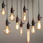 E27 LED Light Bulb Lamp Vintage Retro Filament Edison Antique Dimmable Bulbs Hot
