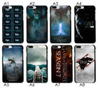 Game of Thrones Season 7 Pattern Soft TPU Case Cover For iphone 6S 7 8 Plus X