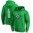 Fanatics Branded Tyler Seguin Dallas Stars Kelly Green Backer Pullover Hoodie