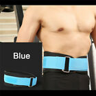 Men Women Weight Lifting Belt Waist Back Support Training Fitness Exercise GymQF