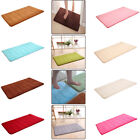 Non-slip Washable Bath Shower Mat Floor Door Mats Bathroom Bedroom Rug Carpet UK
