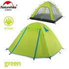 NatureHike P Series Classics Tent 210T Fabric For 4 Person NH15Z003-P
