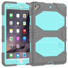 For Apple iPad Mini 1 2 3 Hybrid Rugged Heavy Shockproof Stand Armor Case Cover