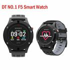 DT NO.1 F5 Smart Sport Watch Bluetooth 4.2 Bracelet Built-in GPS For iOS Android