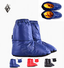 Goose Down Slippers/Boots Womens Mens Winter Down Warm Mules Christmas Gift
