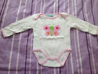 NEW***CHEROKEE® Butterfly Baby GIRLS Cotton One Piece***Pink***6-9 month