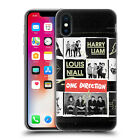 OFFICIAL ONE DIRECTION 1D COLLAGE SOFT GEL CASE FOR APPLE iPHONE PHONES
