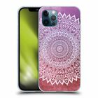 OFFICIAL NIKA MARTINEZ MANDALA SOFT GEL CASE FOR APPLE iPHONE PHONES