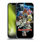 OFFICIAL IRON MAIDEN ART SOFT GEL CASE FOR APPLE iPHONE PHONES