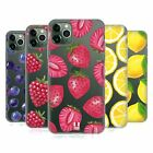 HEAD CASE DESIGNS LEMONS AND BERRIES SOFT GEL CASE FOR APPLE iPHONE PHONES