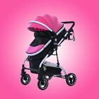 Foldable Travel Baby Child Stroller Lightweight Pushchair Buggy Pram Infant Kids