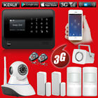 New KERUI G90B 3G WIFI Alarm Systems IOS Android Smart APP Control Home Security