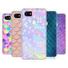 HEAD CASE DESIGNS MERMAID SCALES SOFT GEL CASE FOR GOOGLE PIXEL 2 XL
