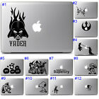 Star Wars Video Games Sticker Vinyl Decal Graphics Apple Macbook Air Pro Laptop $8.68 USD on eBay