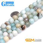 10x11mm Natural Freeform Mixed Color Amazonite Gemstone Jewelry Making Beads 15""
