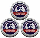 Honest Abe's Beard Balm 2 oz Hand Made Leave In Conditioner with Organic Oils
