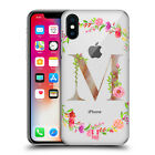 HEAD CASE DESIGNS DECORATIVE INITIALS HARD BACK CASE FOR APPLE iPHONE PHONES